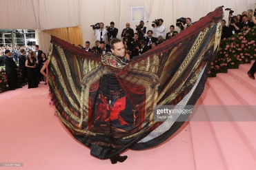 """NEW YORK, NY - MAY 06: Jordan Roth attends the 2019 Met Gala celebrating """"Camp: Notes on Fashion"""" at The Metropolitan Museum of Art on May 6, 2019 in New York City. (Photo by Taylor Hill/FilmMagic)"""
