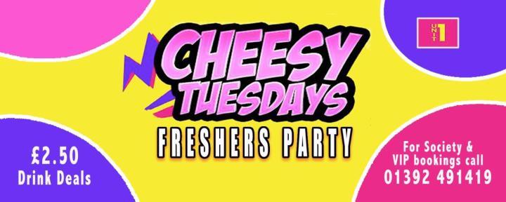 cheesy's