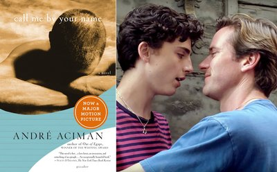 Call Me By Your Name book and film
